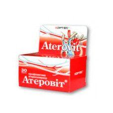 Атеровит Кортес капсулы №30