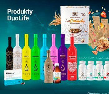 Акция на продукцию DuoLife