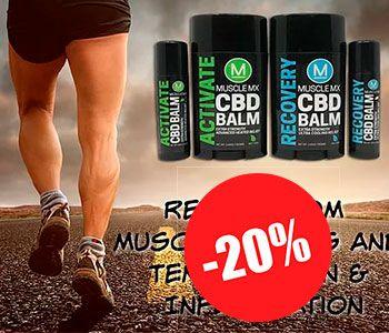 Знижка 20% на продукти Muscle MX