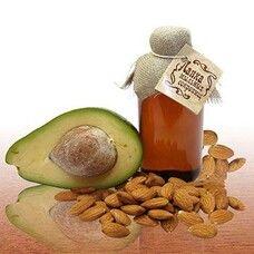 Массажное масло Миндаль-авокадо 200мл
