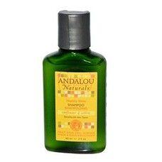 Шампунь для блеска волос Подсолнечник Цитрус ТМ Андалу Натуралс / Andalou Naturals 60мл