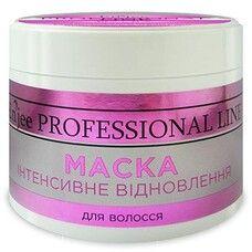 Маска для волос Enjee Professional Line интенсивное восстановление 300мл