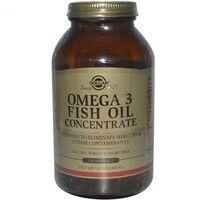 Омега-3 концентрат рыбьего жира капсулы №120