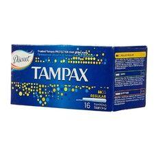 Тампоны ТМ Тампакс / Tampax Regular №16