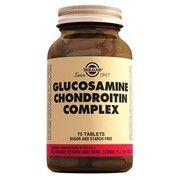 Витамины Солгар Глюкозамин с хондроитином плюс таблетки №75 - Фото