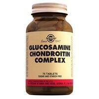 Витамины Солгар Глюкозамин с хондроитином плюс таблетки №75