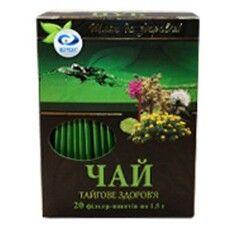 Чай Таёжное здоровье фильтр-пакет 1,5г №20