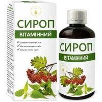 Витаминный сироп 200 мл - Фото