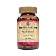 Комплекс витаминов для женщин Solgar таблетки №60 - Фото