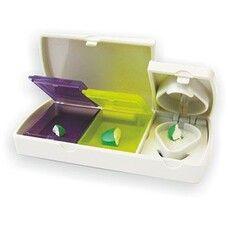 Органайзер для таблеток пластик+разделитель для таблеток XLN-209D