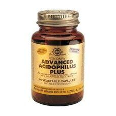Витамины Солгар Ацидофилус Плюс капсулы №60 - Фото