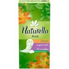 Прокладки ежедневные Naturella Tenderness Plus календула №20