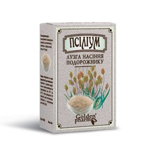 Псиллиум (шелуха семян подорожника) 80г