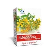 Чай Зверобой  с витамином С 70г