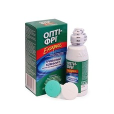 Опти-Фри Экспресс / Opti-Free Express многоцелевой раствор для линз 120мл