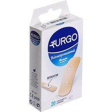 Пластырь водонепроницаемый с антисептиком ТМ Урго/Urgo №20