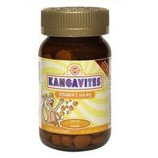 Кангавитес с витамином С апельсин таблетки 100 мг №90 - Фото