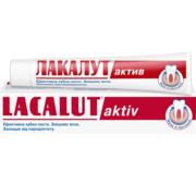 Лакалут Актив зубна паста 75мл  - Фото
