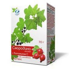 Чай Смородина с витамином С 70г
