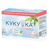 Соль морская Кукушка пакеты-саше по 2,16г №40