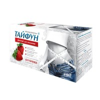 Фиточай для похудения Тайфун со вкусом клубники фильтр-пакеты 2г №30