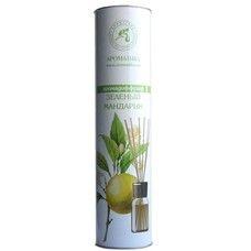 Аромадиффузор Зеленый мандарин тубус 100мл - Фото