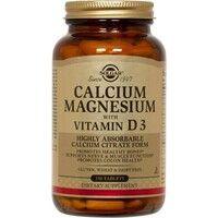 Кальций-Магний витамин D3 таблетки №150 Солгар / Solgar®