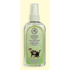 Аромаспрей против запаха животных в доме Чайное дерево-лимон 100мл