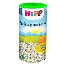 Чай с ромашкой ТМ Хипп/Hipp 200г