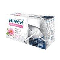 Фиточай для похудения Тайфун с лепестками лотоса фильтр-пакеты 2г №30 - Фото