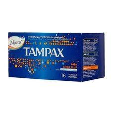 Тампоны ТМ Тампакс / Tampax Super Plus №16