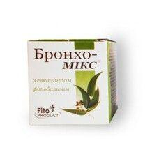 Бронхо-Микс с эвкалиптом 20 мл, фитобальзам - Фото