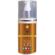 Лосьон для лица и тела Extreme Protection Sun Block Fair Lotion SPF 35+ 200мл