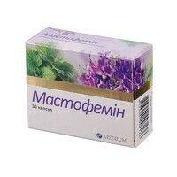 Мастофемин капсулы 240мг №30