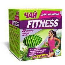 Чай Фитнес для женщин фильтр-пакет 1,5г №20