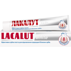Лакалут Вайт зубная паста 75мл