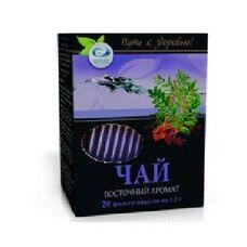 Чай Восточный аромат фильтр-пакет 1,5г №20