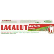Лакалут Актив Гербал зубна паста 75мл  - Фото
