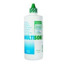 Мультисон / Multison многоцелевой раствор для линз 375мл