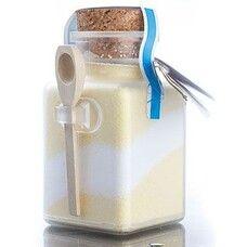 Аромамикс солей для маникюра и педикюра Мед и молоко