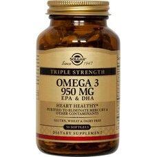 Омега-3 950 мг ЭПК ДГК капсулы №50 - Фото