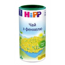 Чай из фенхеля ТМ Хипп/Hipp 200г