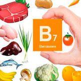 B7 (Вітамін H, Біотин)