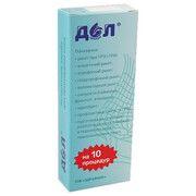 Засіб №1 для пристрою оториноларингологічного ДОТ пакети по 2 г №10  - Фото