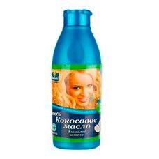 Кокосова олія 100% ТМ Parachute косметичний засіб для догляду за волоссям та шкірою 50 мл  - Фото