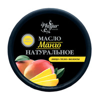 Масло Манго для лица, тела и волос TM Маур / Mayur 50 г - Фото