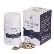 Vitum Man фитотаблетки Мужские №50 ТМ Альпен Апотек / Alpen Apotheke - Фото