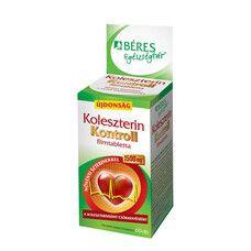 Береш Холестерин Контроль таблетки №60