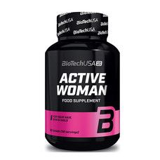 Витамины Biotech Active Women 60 таблеток - Фото
