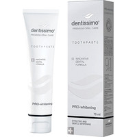 Зубная паста Pro-Whitening ТМ Dentissimo, 75 мл - Фото